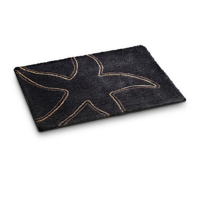 Bath mat Bath rug rhomtuft Starfish in 8 colors