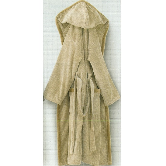 bathrobe men Prince by Carrara beige