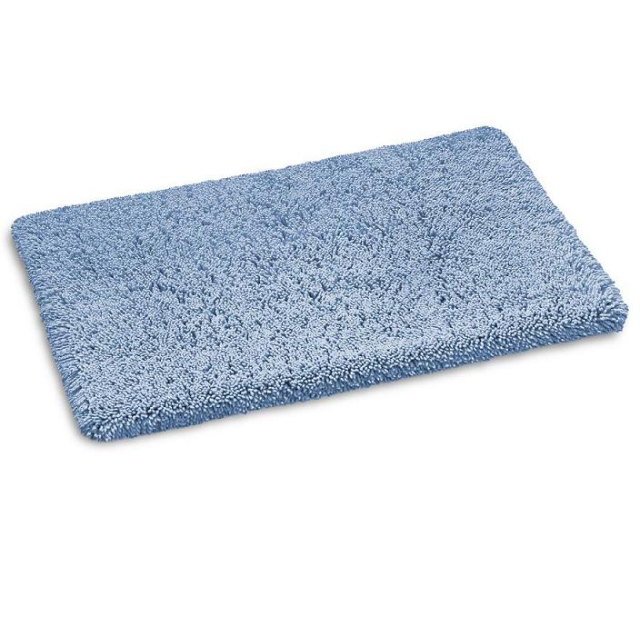 Bath mat Bath rug rhomtuft Luxury Twist in 30 colors
