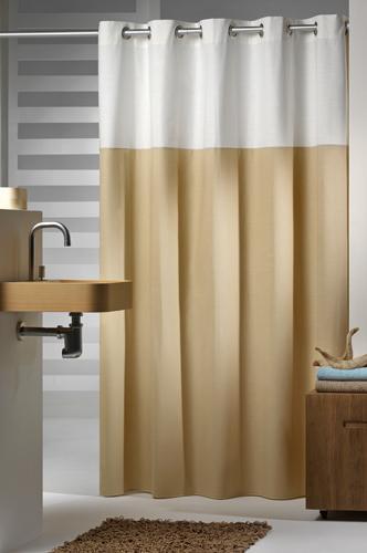 duschvorhang baumwolle und leinen beliebt bei. Black Bedroom Furniture Sets. Home Design Ideas
