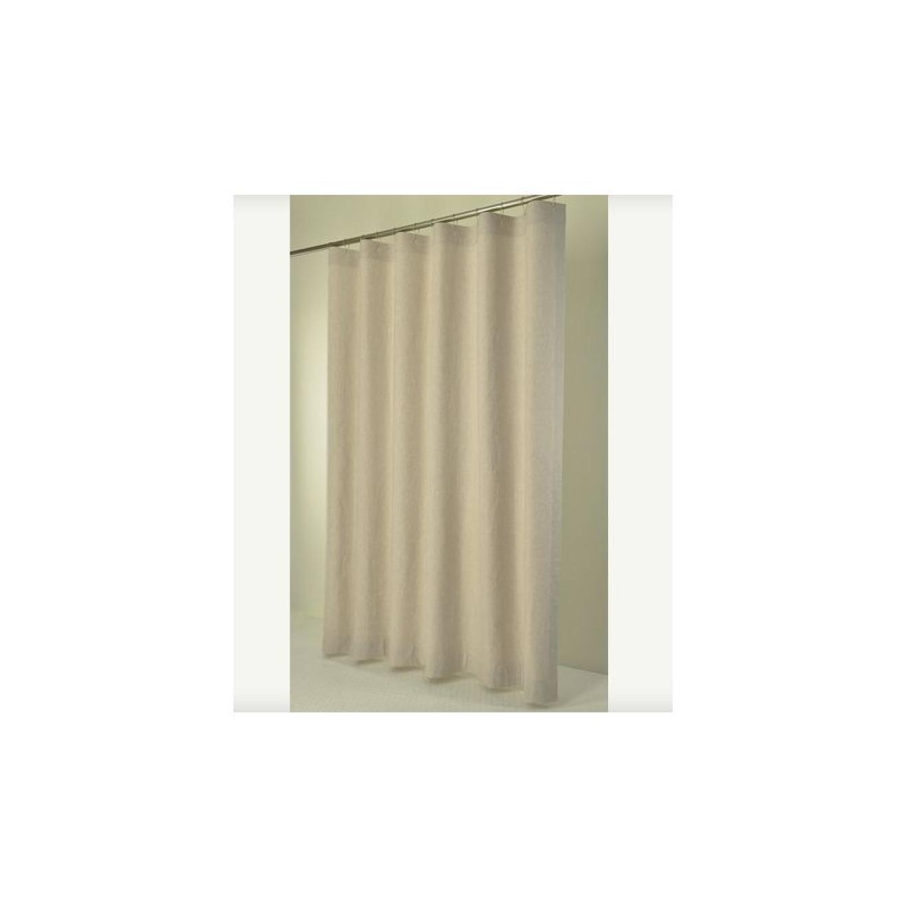 textil duschvorhang leinen baumwolle rot in vielen gr en und sonderma en und. Black Bedroom Furniture Sets. Home Design Ideas