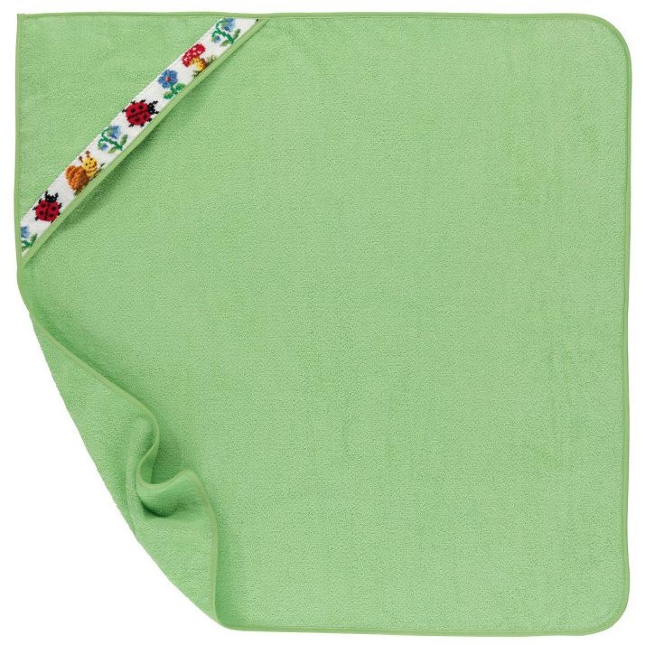 kapuzentuch f r babys von feiler gr n duschvorhangstangen duschvorh nge und hochwertige. Black Bedroom Furniture Sets. Home Design Ideas