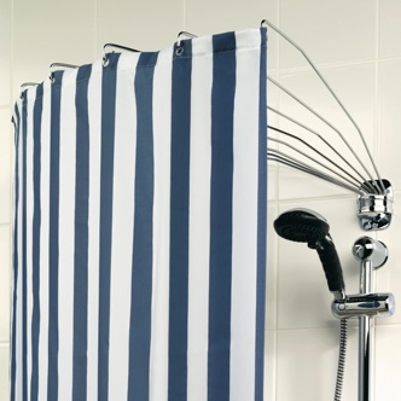 Duschspinne umbrella von sealskin for Bad halterung ohne bohren