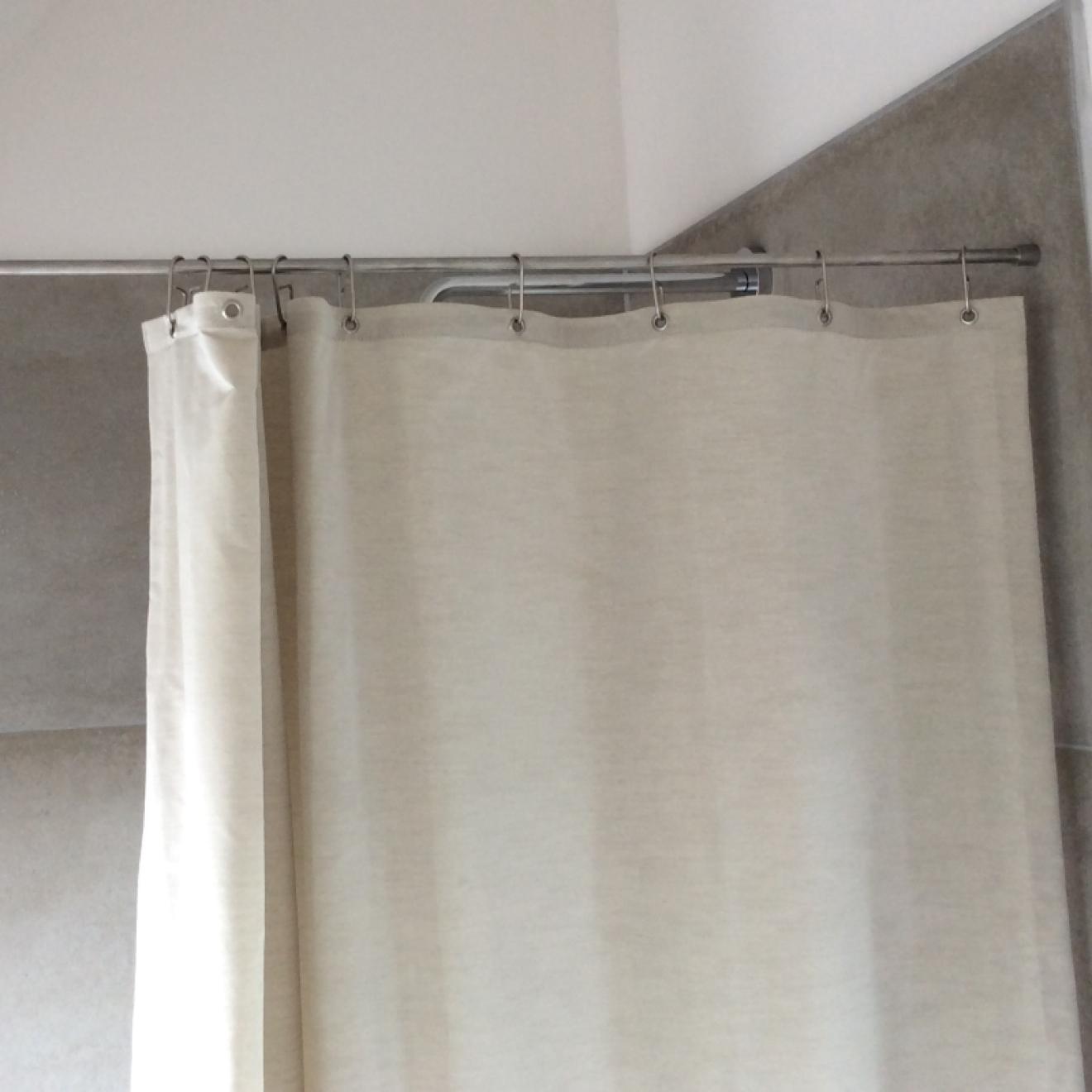 Duschvorhänge Meterware | Duschvorhangstoff | badundbaden-shop.de