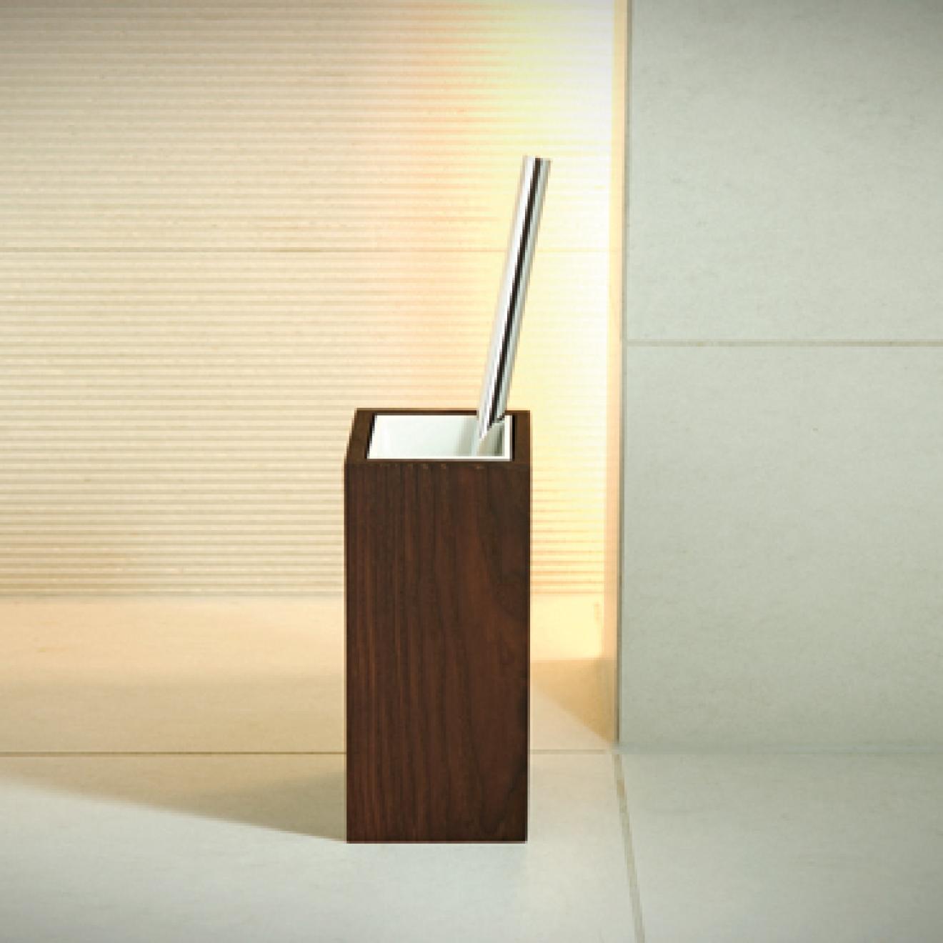 decor walther wc b rstengarnitur aus holz duschvorhangstangen duschvorh nge und hochwertige. Black Bedroom Furniture Sets. Home Design Ideas