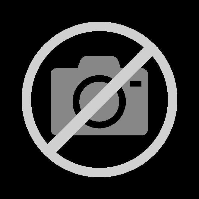 Duschvorhangstange Aluminium mit Innenlaufrohr U-Form