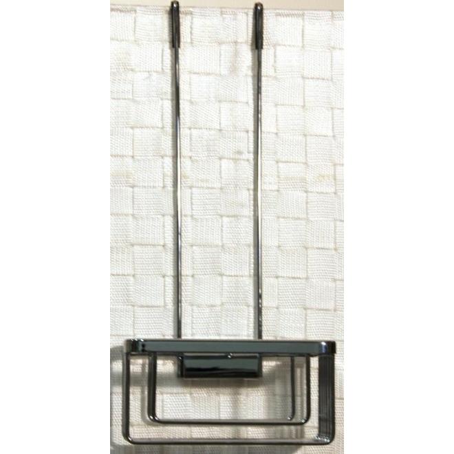 duschkorb messing zum kleben h ngen oder schrauben. Black Bedroom Furniture Sets. Home Design Ideas