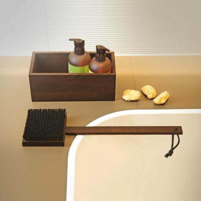 holz container f r bad utensilien von decor walther. Black Bedroom Furniture Sets. Home Design Ideas