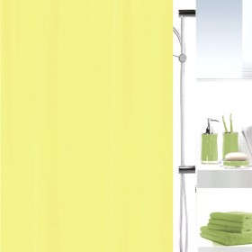 "Duschvorhangstoff ""Primo"" light yellow"