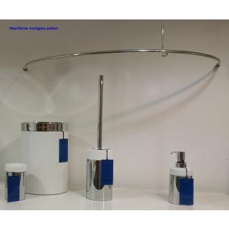 duschvorhangstange edelstahl burschberg poliert duschvorhangstangen duschvorh nge und. Black Bedroom Furniture Sets. Home Design Ideas
